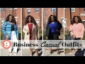 Business Casual LOOKBOOK for Young Professionals | Outfits on a Budget