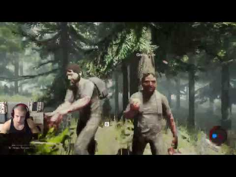 TYLER1 PLAYS THE FOREST WITH DA BOiiS (PART 1) [VOD: Jan 14, 2017]