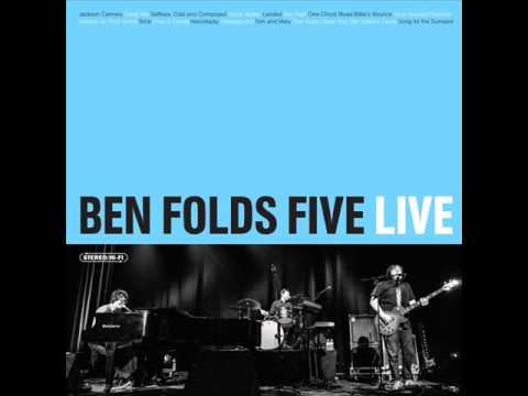 Ben Folds Five - Draw A Crowd(Live)