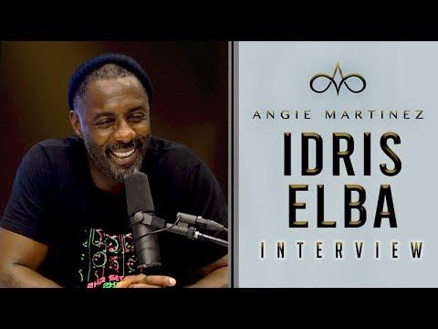 Uptown Angela - Double Crush Friday! Ladies Peep Idris Elba Go LIVE with The Rock!