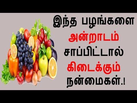 இந்த பழங்களை அன்றாடம் சாப்பிட்டால் கிடைக்கும் நன்மைகள்.!Health Care & Beauty Tips Tamil