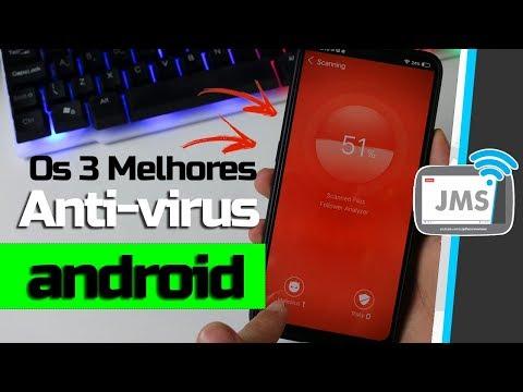 Estes são os 3 MELHORES ANTIVIRUS para o Android em 2019 Q1 – CanalJMS