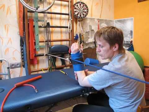 Как разработать руку после инсульта восстановление