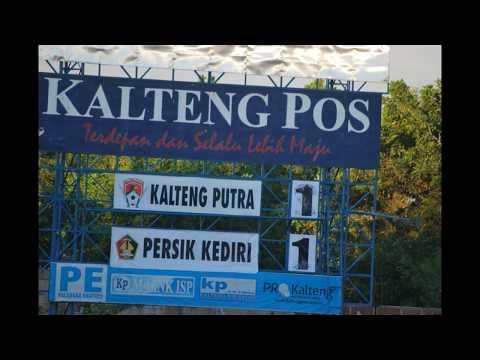 (LIGA 2 Group 6) Kalteng Putra FC VS PERSIK Kediri I FT : 1-1