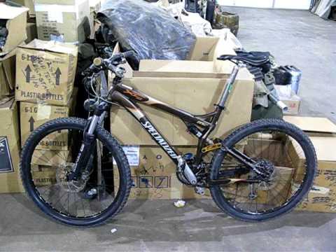 2008 Specialized FSR XC