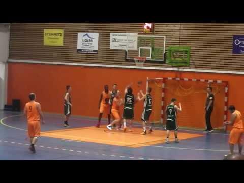 Bc Vendenheim II vs Ascc Basket Marienthal extrait 2016/2017