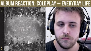 Baixar FIRST REACTION: Everyday Life — Coldplay