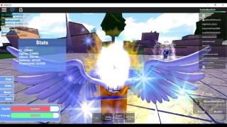 Let es Play ROBLOX - DBZ Rage Teil 3 - Ich habe Super Nova gelernt