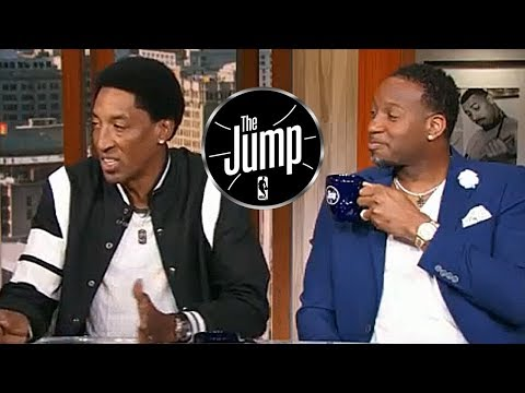 Pippen & McGrady Think Michael Jordan Is Absolute GOAT & LeBron's Out Of Conversation | The Jump