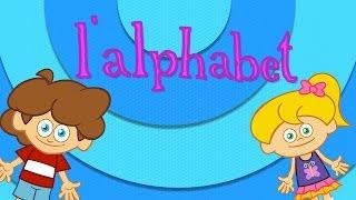ABC alfabeto francês - aprender francês