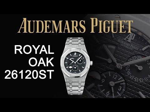 Audemars Piguet Royal Oak Dual Time 26120ST