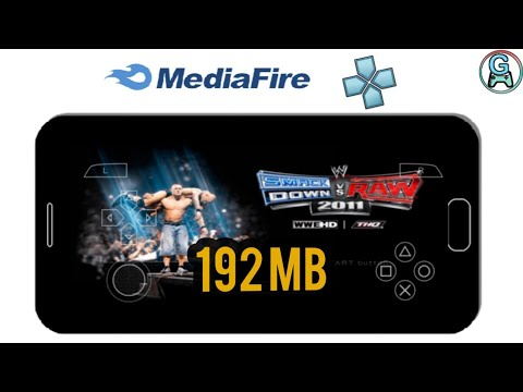 Download [192MB] Download WWE 2k11   Highly compressed for PPSSPP   GAMEOCITY WEB   WWE Games for android  