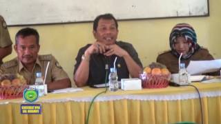 Ketua DPRD Minta RPJMD Indramayu Harus Selaras Dengan Frame Pembangunan Kabupaten Indramayu