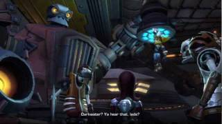 PS3 Longplay [010] Ratchet & Clank: Quest for Booty (Part 1 of 2)