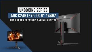 AOC Gaming C24G1 24'' Monitor