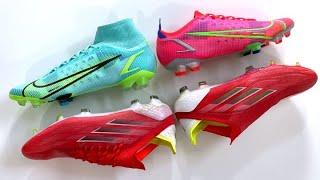 Nike vs Adidas Ultimate SPEED boot battle - 2021