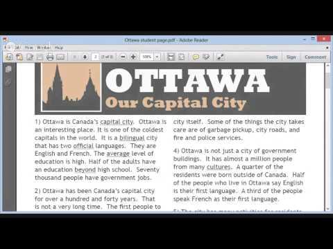 Ottawa: Canada's Capital City