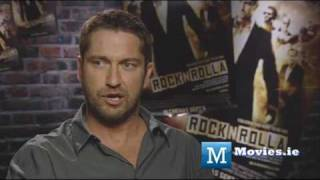 Gerard Butler Apologises for Irish Accent