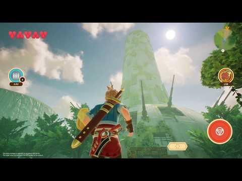Oceanhorn 2 Knights of the Lost Realm New Trailer Revealed