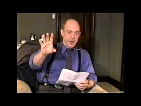Screen Test: J.K. Simmons - Spider-Man