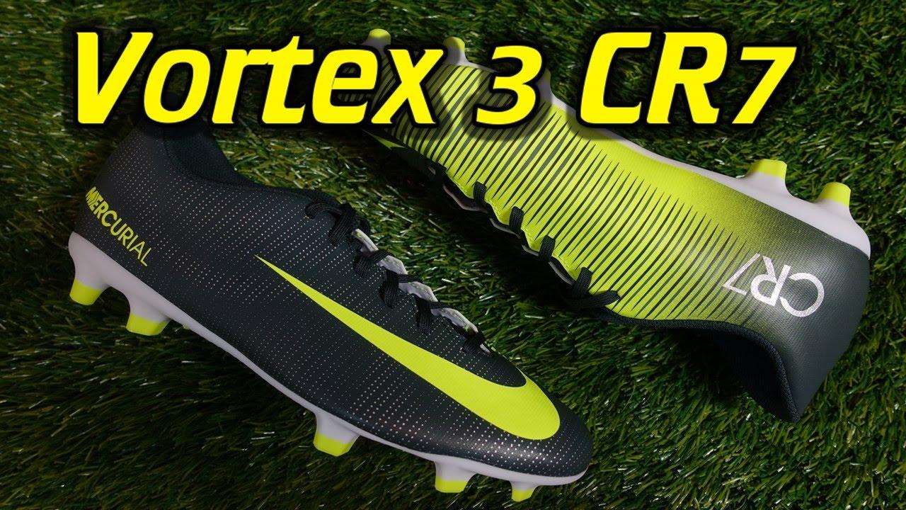 popular Omitir Revisión  Nike Mercurial Vortex 3 CR7