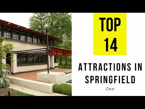 Top 14. Best Tourist Attractions & Things to Do in  Springfield, Ohio