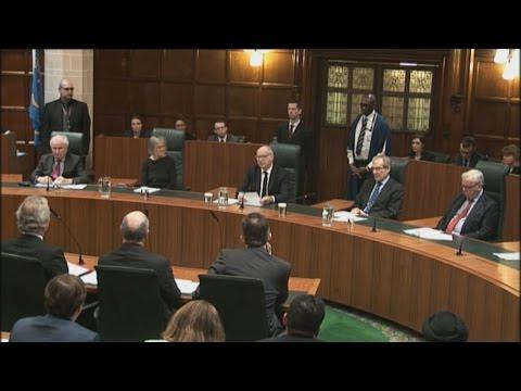 Brexit judgement: Supreme Court statement