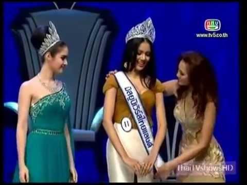 Miss Universe Thailand 2013 Chalita Yaemwannang (Hoa hậu Hoàn vũ Thái Lan 2013)
