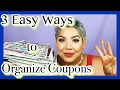 How To - Organized Coupons & Inserts   yesidavia1