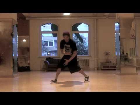 Brian Puspos Choreography - Gots Ta Be by B2K