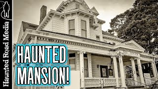 Haunted Mansion Paranormal Investigation of the Haunted Bar | Part 1