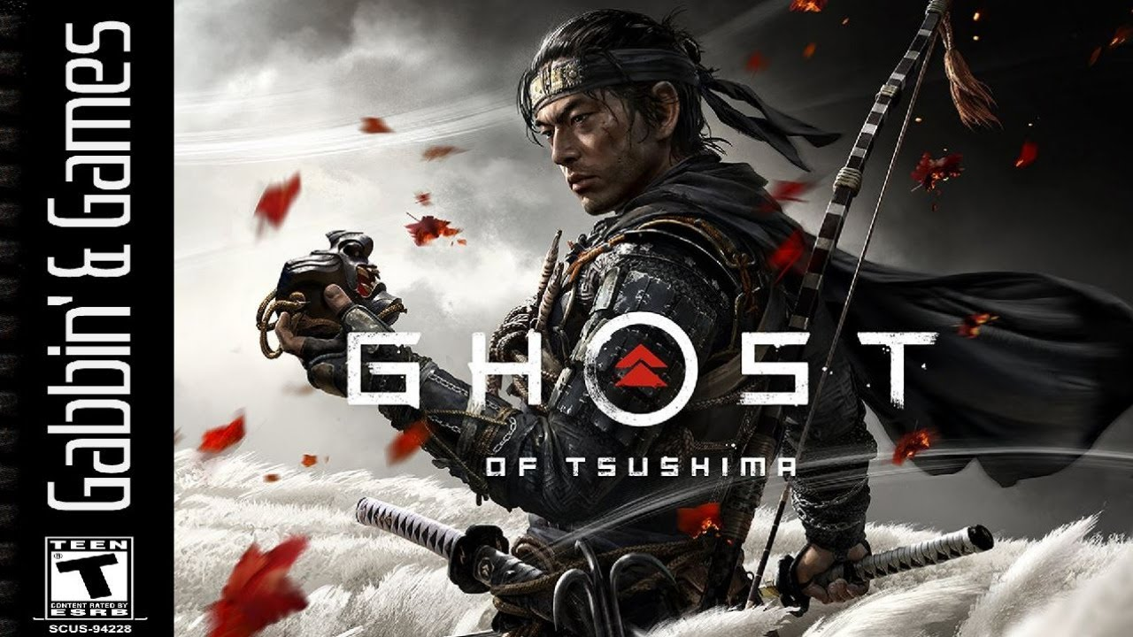 Ghost of Tsushima Live Stream+Game/Geek News&Chat!