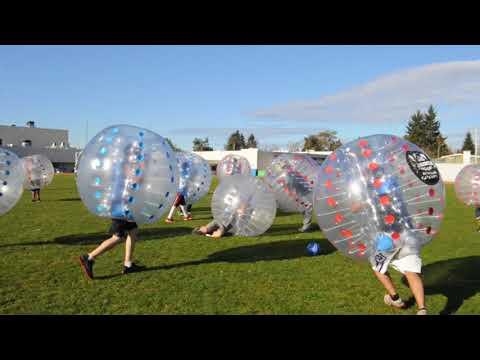 Bubble Ball Bounces Onto Vancouver Sports Landscape