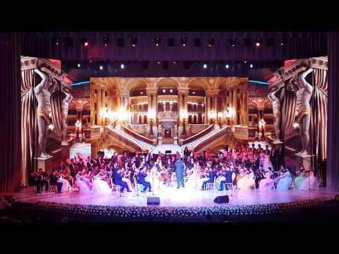 Молодежный симфонический оркестр – Венгерская рапсодия
