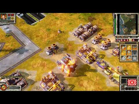 Command & Conquer Red Alert 3 - Imperial Mission #6 - Santa Monica - Rage of the Black Tortise
