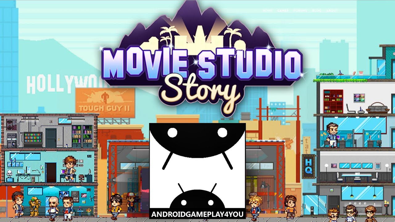 Uncategorized Movie Games For Kids movie studio story android gameplay trailer 1080p by zqgame inc game for kids