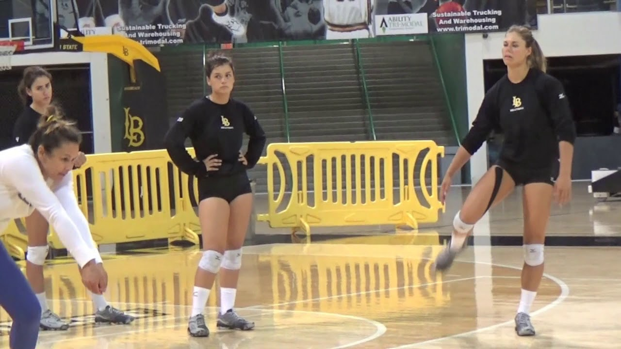 Long Beach State Women S Volleyball Preview 2017 Youtube