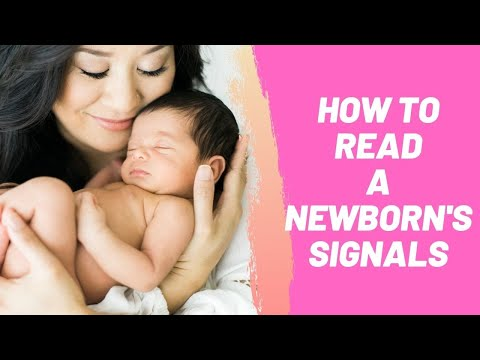 How to Read a Newborn's Signals