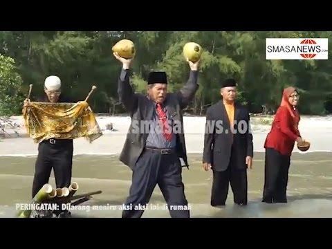 Heboh video Dukun Malaysia lakukan Ritul Lindungi Malaysia Dari Nuklir Korea Utara