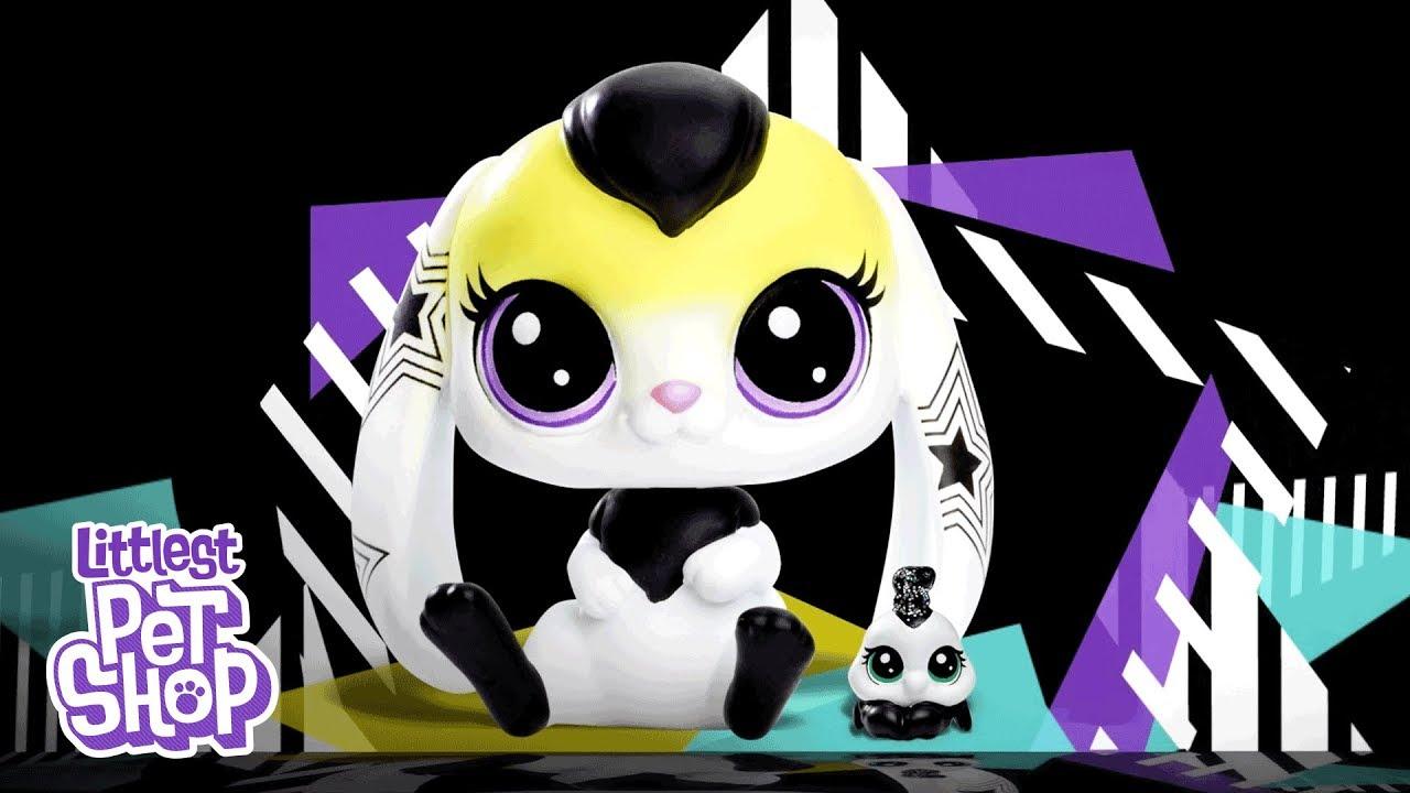24b73720d1806 Littlest Pet Shop -  Black   White Style Collection  Official Video ...