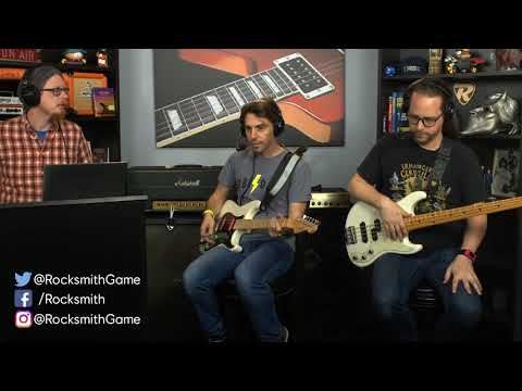Rocksmith Remastered - Classic Melody Song Pack - Live from Ubisoft Studio SF
