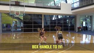 Skills box handle to 1v1