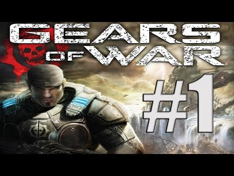 Gears of War: Act 1: Ashes - Chapter 1: 14 Years after E-Day-PC(1)