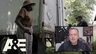Hoarders: Cory Reacts to Moving HUGE Rotting Truck (Season 11) | A&E