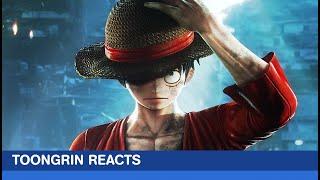 Jump Force E3 2018 Trailer Reaction - ToonGrin Talks