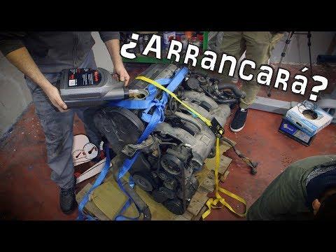 Peugeot 205 GTi6 - Swap RFS #7: ¿Cómo arrancar el motor XU10J4RS fuera del coche?