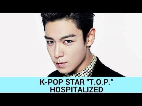 K-Pop Star T.O.P. Hospitalized For Drug Overdose