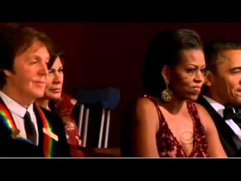 Kennedy Center Honors Merle Haggard Dec 28,2010