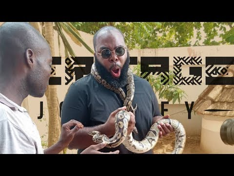 Finding my Roots Part 2: Benin |  Heritage Journey with Rondel Holder