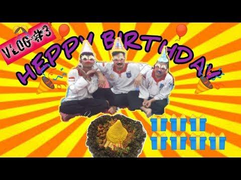 VLOG #3 ㅣ Happy Birthday
